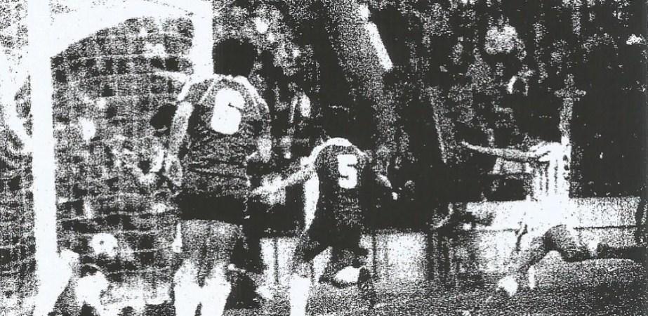 Betis-Real Sociedad Liga 1981