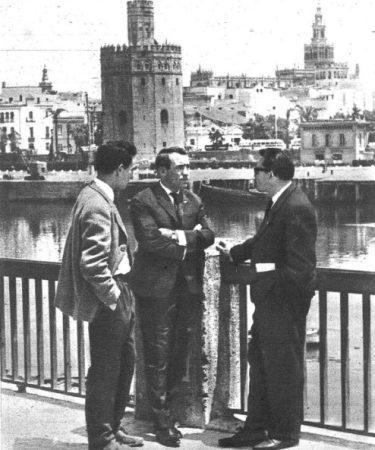 Entrevista Luis Del Sol 1963.