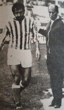 Expulsión de Sabaté en Granada 1979