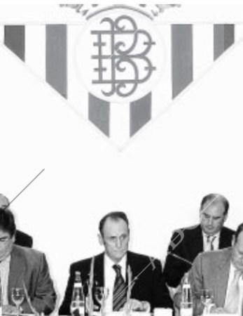 Hoy hace 15 años. Junta de accionistas.
