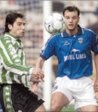 Hoy hace 20 años. Lleida 0 Betis 1.