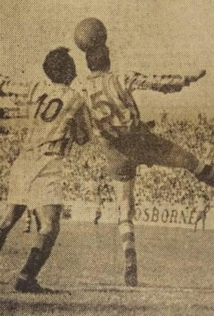 Betis-Algeciras Liga 1953.