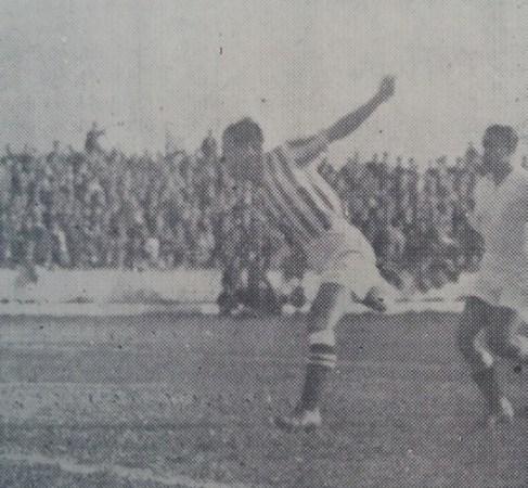 Hoy hace 85 años. Betis 1 Sevilla 0.