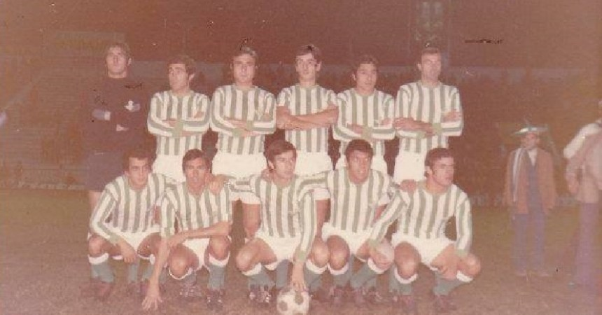 Alineación Betis-Athletic Liga 1972
