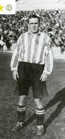 Grandes adversarios del Balompié. Guillermo Gorostiza.