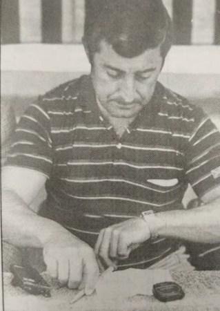 Las cuentas de Pepe Alzate 1984