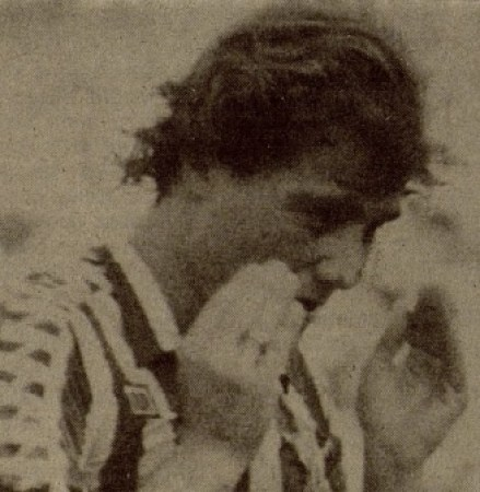 La lesión de Rincón en Año Nuevo 1984