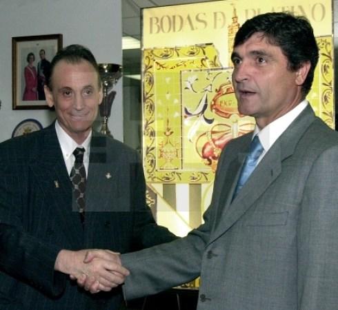 Hoy hace 20 años. Presentación de Juande Ramos.