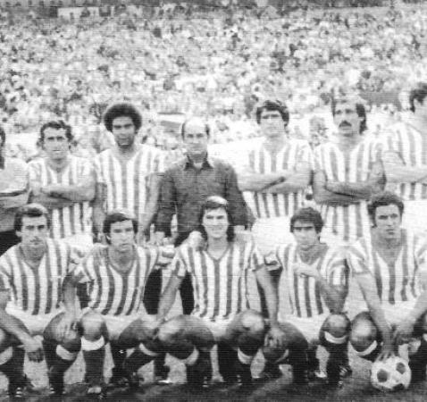 Las vacaciones de los futbolistas.1980.