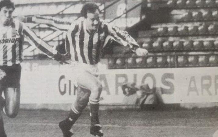 Betis-Logroñés Copa 1987