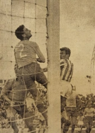 Los 48 goles de Luis Del Sol.