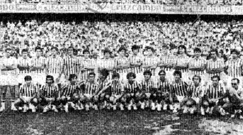 Hoy hace 40 años. Presentación del Betis.