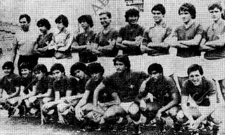 Hoy hace 40 años. Presentación del Betis Deportivo.