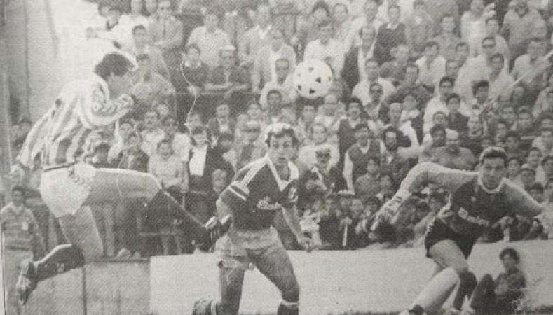 Betis-Zaragoza Liga 1989