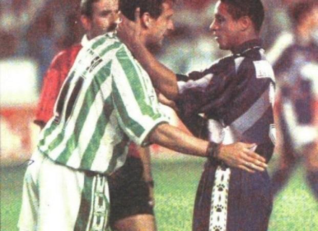 Hoy hace 25 años. Betis 1 Real Madrid 1.