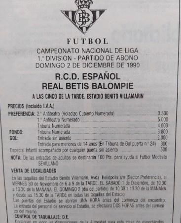 ¿Ganará por fin el Betis?, de Luis Carlos Peris.