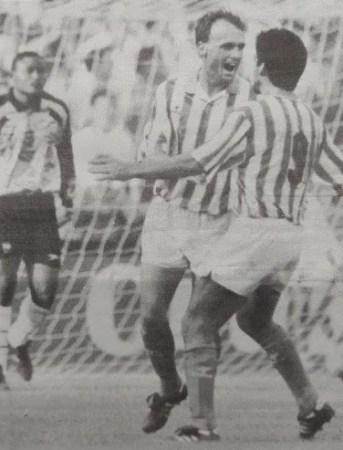 Hoy hace 30 años. Betis 4 Rayo Vallecano 2.