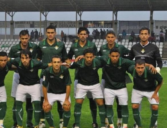 Alineación Osasuna-Betis Amistoso 2011.