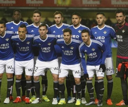 Alineación Villarreal-Betis Liga 2016