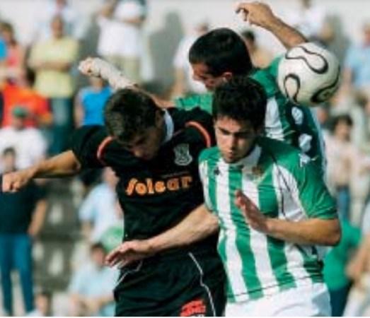 Betis B-Atlético Sanluqueño Liga 2006.