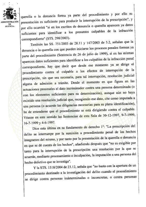 Página 7 del Auto de la Audiencia Provincia