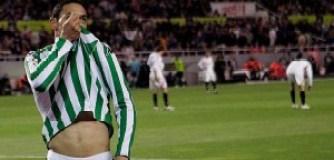 El Betis venció 1-2 en el último derbi disputado. Foto: RTVE