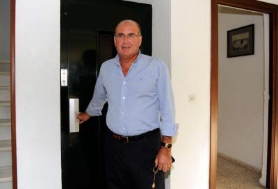 Consejero del REal Betis Manolo Castaño