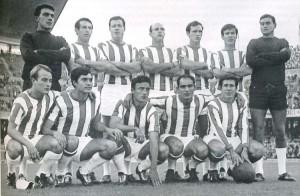 El Córdoba en 1967