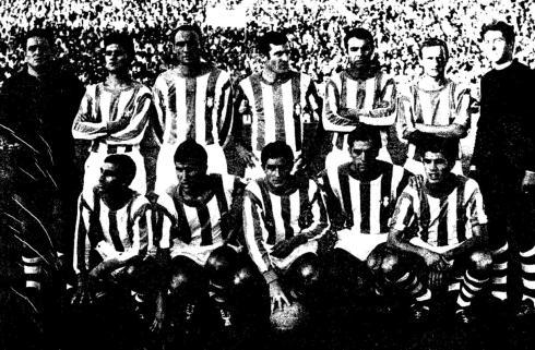 Alineación del Betis en 1967