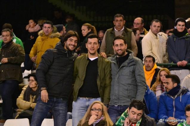 Amigos (Betis - Tenerife 14/15)