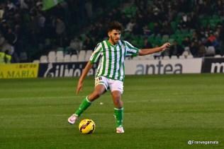 Dani Ceballos (Betis - Tenerife 14/15)