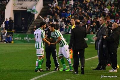 Cambio (Betis - Tenerife 14/15)