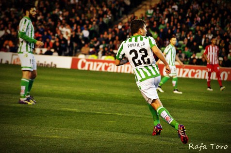 Portillo (Real Betis 2-1 Girona)