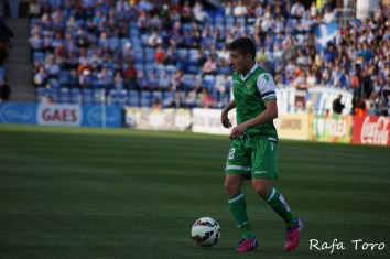 Portillo (Recreativo 0-1 Real Betis)