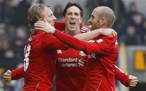 Torres fue sin duda el símbolo de la planificación del Liverpool el 2º año de Maciá Foto: telegraph.co.uk
