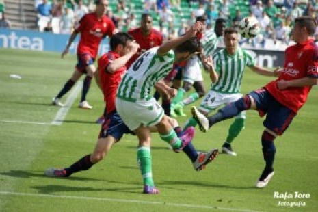 Ceballos (Real Betis 3-0 Osasuna)