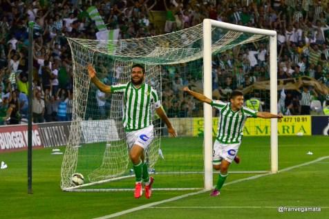 Gol de Molina (Betis-Alcorcon 14/15)