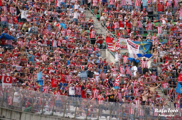Real Betis 0-3 Sporting de Gijón