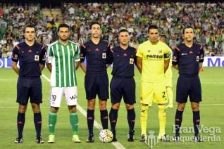 Foto oficial (Betis - Villarreal 15/16)