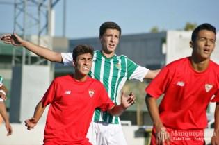 RBB Juvenil RBB Juvenil B 1-2 Sevilla F.C. Foto: Rafa Toro