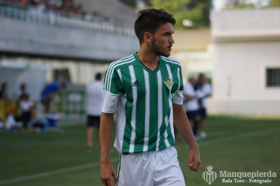 Real Betis B 0-1 UCAM. Foto: Rafa Toro