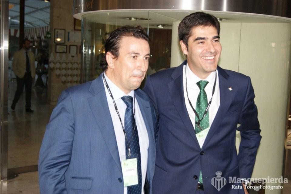 Junta General Extraordinaria de Accionistas. Foto: Rafa Toro