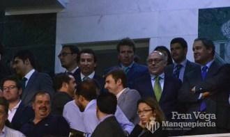 Nueva directiva del Betis (Betis-Deportivo 15/16)