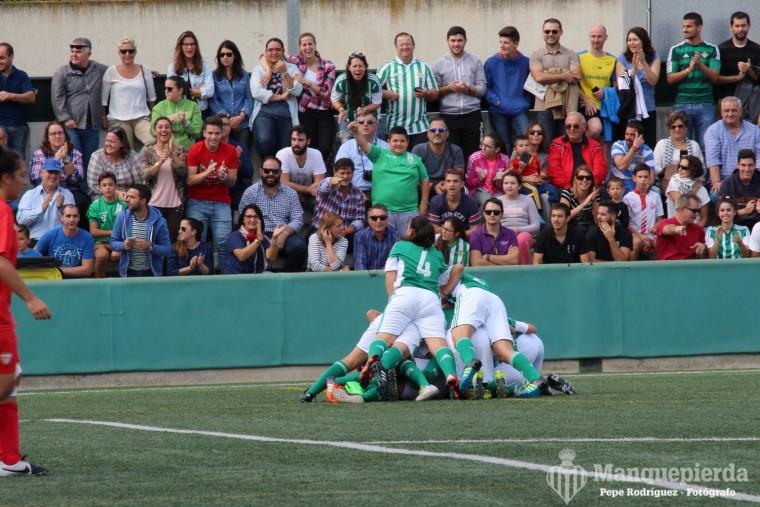 Real Betis Féminas 2-1 Sevilla FC (Copa de Andalucía)