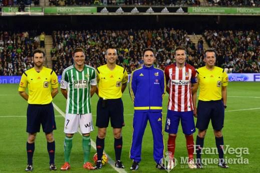 Foto oficial  (Betis-Atletico 15/16)