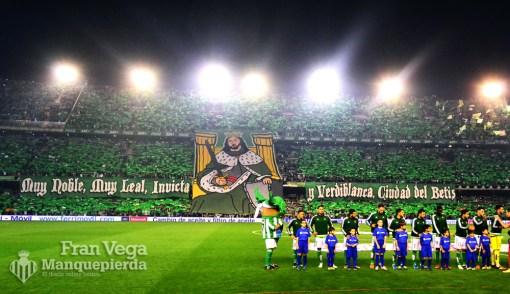 Tifo fondo (Betis-Sevilla 15/16)