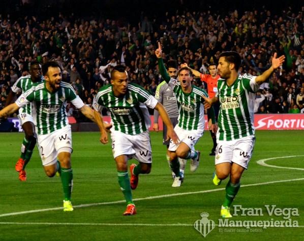 Cejudo rompe la racha (Betis-Madrid 15/16)