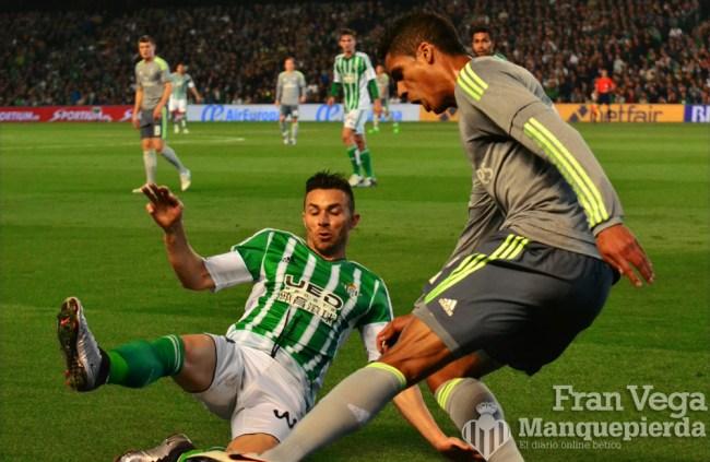 Ruben pelea arriba (Betis-Madrid 15/16)