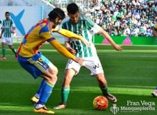 Ceballos se marca un buen regate (Betis-Valencia 15/16)