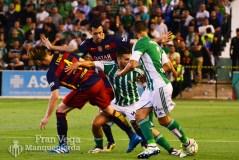 Ceballos y Montoya (Betis-Barcelona 15/16)